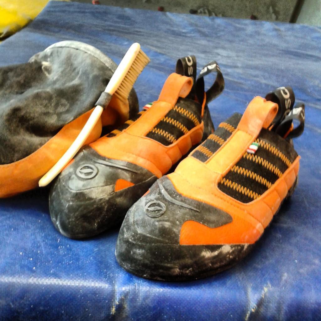 Scarpa Instinct S Climbing Shoes Kibuba Adventure On