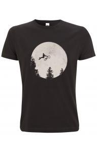 Majica s kratkimi rokavi Moon Rider Hybrant