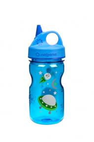 Kinder Flasche Nalgene Grip'n'Gulp Space
