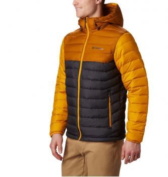 Men thermal jacket Columbia Powder Lite