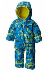 Kids down suit Columbia Snuggly Bunny