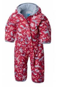 Otroški puhasti pajac Columbia Snuggly Bunny