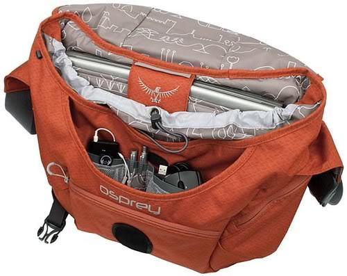Osprey Flap Jack Courier Bag