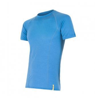Muška merino majica kratkih rukava Sensor Active
