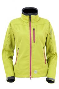 Giacca softshell donna Milo Chill