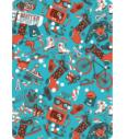 4Fun Christmas Ride multi purpose scarf