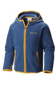 Dječji flis pulover Columbia Fast Track Hoodie