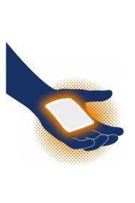 Thermo Einlage für Hände Therm-ic