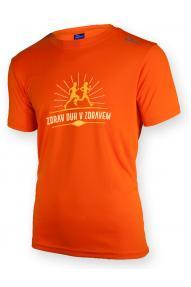Aktivna majica Rogelli Zdrav duh
