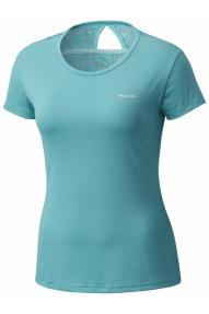 Ženska aktivna kratka majica Columbia Peak to point Novelty