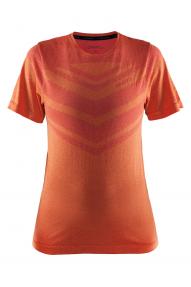 Ženska kratka aktivna majica Craft Breakaway Comfort