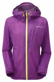 Frauen Alpine Windjacke Montane Minimus