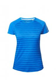 Women active T-shirt Berghaus Stripe Crew
