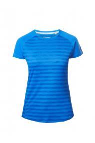 Women active T-shirt Berghaus Stripe Crew