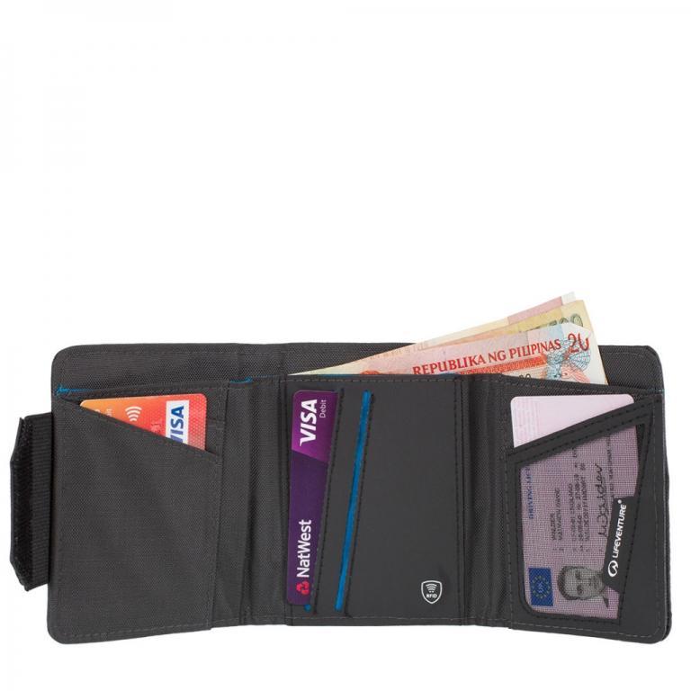 1c3cdcd750678 Geldbeutel Lifeventure RFID Tri-fold - Kibuba
