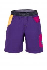 Kratke penjačke hlače Milo Zovee