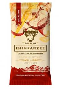 Chimpanzee Apple Ginger Natural Energy Bar