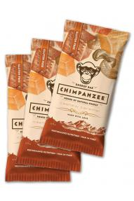 Package Chimpanzee Cashew caramel Natural Energy Bar 3 for 2
