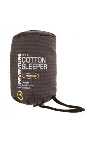 Inner cotton sleeping bag Lifeventure Mummy