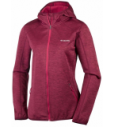 Ženska flis jakna s kapuljačom Columbia Sapphire Trail