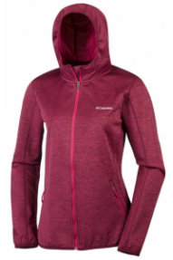Women's Columbia Sapphire Trail Full Zip Fleece