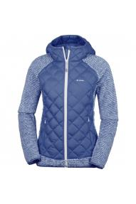 Women fleece jacket flis Columbia Techy Hybrid