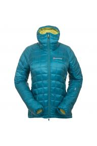Montane Hi-Q Luxe women hooded jacket