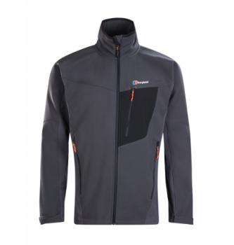 Men softshell jacket Berghaus Ghlas