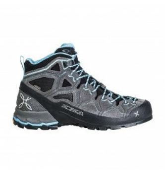 Ženski srednje visoki pohodniški čevlji Montura Yaru Tekno GTX