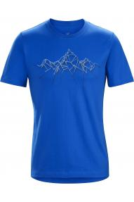 Men T-shirt Arcteryx Shards