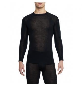 Moška merino majica z dolgimi rokavi Thermowave Warm
