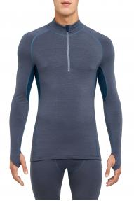 Männer Merino-Shirt Thermowave Arctic