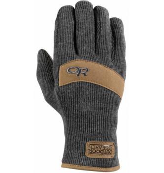 Tople vunene rukavice Outdoor Research Exit Sensor