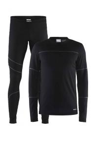 Set Männer aktives T-Shirt und Hose Craft Baselayer