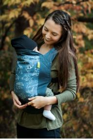 Babytrage Boba Baby Carrier 4G Constellation LE