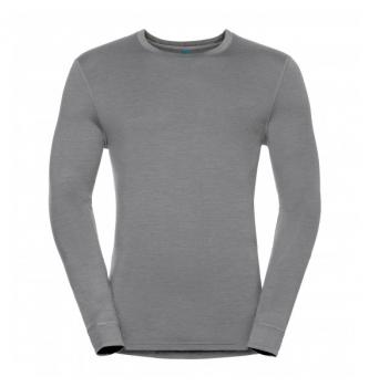 Men long sleeve shirt Odlo Merino Warm 200