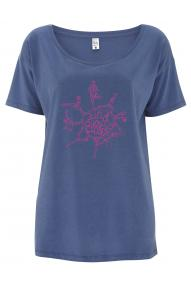 Women T-shirt Find your Balance Hybrant