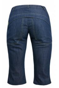 Ženske hibridne hlače Hybrant Midnight Moon 3/4