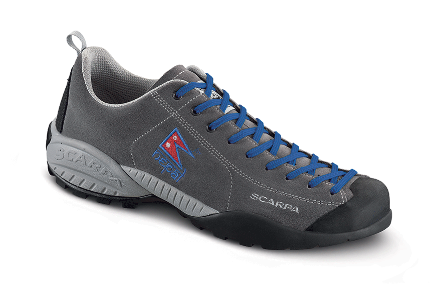Scarpa Mojito for Nepal - Kibuba b08cd50199d