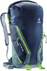 Alpine backpack Deuter Gravity Rock&Roll 30