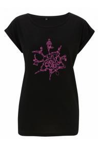 Ženska majica kratkih rukava Hybrant Find Your Ballance II