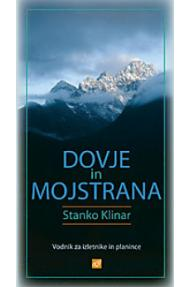 Vodnik Dovje in Mojstrana - Slovenian