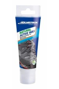 Cera per calzature Holmenkol Natural Active Wax 75 ML