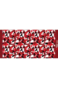 Multifunctional Scarf Trekmates Decode Red
