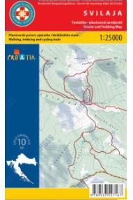 Landkarte HGSS Svilaja 10