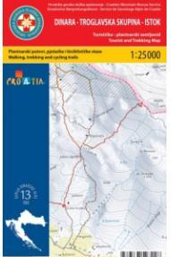 Landkarte HGSS Dinara Ost 13