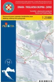 Landkarte HGSS Dinara West 14