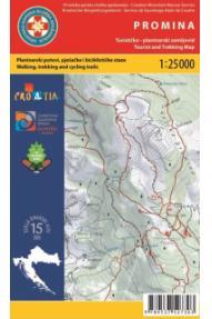 Landkarte HGSS Promina 15