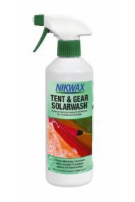 Detergente Nikwax Tent&Gear Solar Wash  500ml
