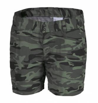 Women Columbia Silver Ridge printed shorts